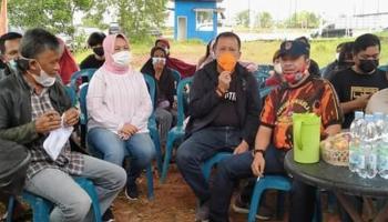 Peringati HUT Pemuda Pancasila ke-62, MPC PP Kota Pangkalpinang Gelar Program Vaksinasi Gratis