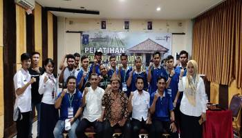 Perkaya Pengetahuan Dasar Budaya, Pemkab Bateng Gelar Pelatihan untuk Pemandu Wisata Budaya