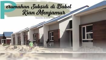 Perumahan Subsidi di Babel Kian Menjamur