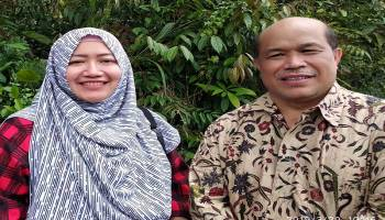 Perwakilan Kemendikbud RI Tinjau Lahan Untuk Pembangunan SMP di Desa Kace