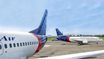Pesawat Sriwijaya yang Jatuh Angkut 53 Orang Dewasa, 5 Anak dan 1 Bayi