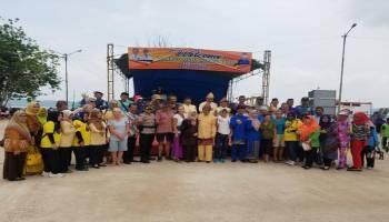 Peserta Relly Yacther Wonderfull Sail To Indonesia Singgah di Toboali