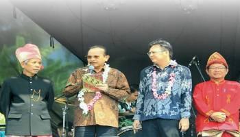 Pesta Adat Kundi Bersatu Ungkap Rasa Syukur