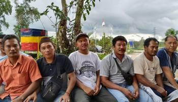 Petani Ubi Kasesa Keluhkan PT. BAA Berhenti Produksi