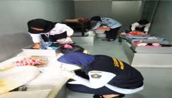 Petugas Menemukan Uang Rp350 Ribu di Lapas Perempuan