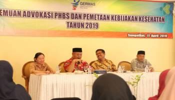 PHBS di Kabupaten Bangka Perlu Didukung Praktek Nyata