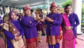 Piala Adipura ke-10 Kabupaten Bangka Diarak Keliling Kota Sungailiat