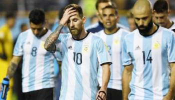 Piala Dunia 2018: Argentina Digilas Kroasia 3-0