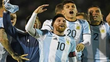 Piala Dunia 2018: Argentina Ditantang Prancis di Babak 16 Besar