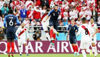 Piala Dunia 2018: Bungkam Peru 1-0, Prancis Lolos ke Babak 16 Besar