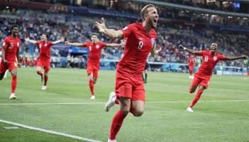 Piala Dunia 2018: Dua Gol Harry Kane Menjadi Penentu Kemenangan Inggris atas Tunisia