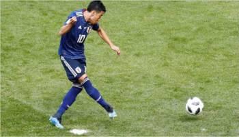 Piala Dunia 2018: Jepang Taklukkan 10 Pemain Kolombia 2-1