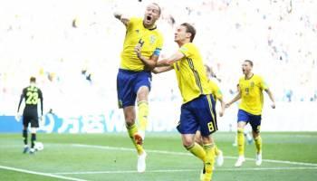 Piala Dunia 2018: Pinalti Granqvist Menangkan Swedia