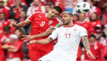 Piala Dunia 2018: Swiss Menang Dramatis Atas Serbia 2-1