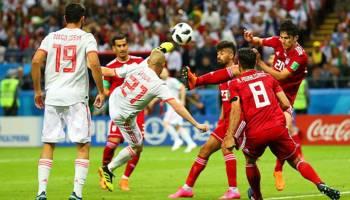 Piala Dunia 2018: Taklukkan Iran 1-0, Spanyol Raih Kemenangan Perdana