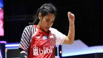 Piala Uber 2018, Indonesia Tumbangkan Malaysia 3-2