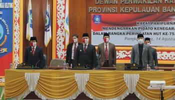 Pidato Presiden Jadi Motivasi Percepatan Reformasi Fundamental Hadapi Covid 19