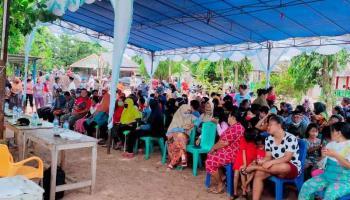 PIP Akan Beroperasi di Perairan Kampung Padang, CV Teman Jaya Janjikan Kompensasi