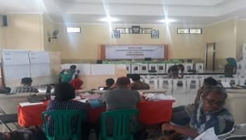 Pleno Kecamatan Sungai Selan, Seluruh Desa Menangkan Jokowi-Amin