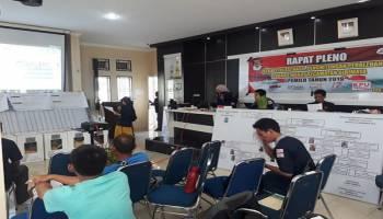Pleno Kelurahan Batu Intan, Pasangan Jokowi-Ma'ruf Raih 90 Persen Suara