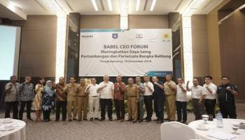 PLN Ajak Para CEO untuk Berinvestasi di Babel