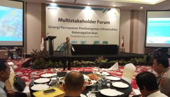 PLN Babel Gelar Multistakeholder Forum Untuk Percepatan Pembangunan Infrastruktur Ketenagalistrikan