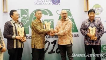 PLN Babel Sabet Tiga Penghargaan IGA Awards 2018