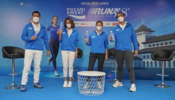 Pocari Sweat Gelar Event Lari Terbesar di Indonesia, Daniel Mananta dan Melanie Putria Juga Ikut Berlari