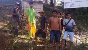 Pokdarwis Bekawan Kota Kapur, Merintis Jalan Setapak 'Kerajaan Sriwijaya'