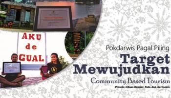 Pokdarwis Pagal Piling Target Mewujudkan Comunity Based Tourism