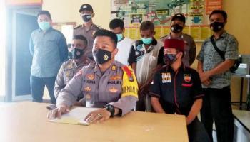 Polisi Ringkus Dua Pelaku Curanmor yang Beraksi di Koba