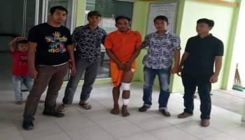Polisi Tembak Pembunuh Nur Maela