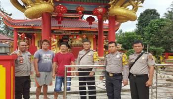 Polres Babar Terjunkan 127 Personil Amankan Perayaan Imlek