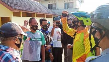 Polres Bangka Barat akan Beri Sanksi Bagi Pelanggar Protokol Kesehatan