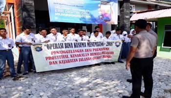 Polres Bangka Barat Berikan Penyuluhan Kepada Pelajar SMK