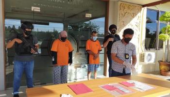 Polres Bangka Barat Ringkus PNS Penggelapan Mobil