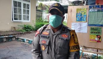 Polres Bangka Bersama Tim Gustus Covid-19 Bangka Terus Lakukan Upaya Pencegahan Penyebaran Covid-19