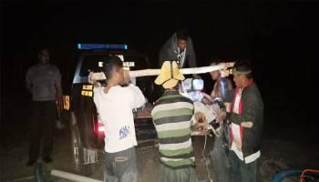 Polsek Koba Amankan Dua Pelaku Penambangan Ilegal