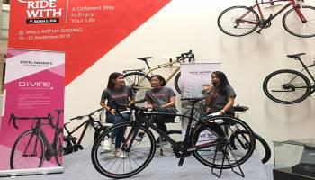 Polygon Rilis Sepeda Balap Khusus Perempuan, Bikin Nyaman  Perempuan Milenial