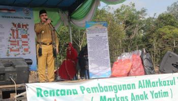 Pondok Rumah Anak Yatim Almarkazul Yatama, Harapan Desa Sungai Selan Bangun Dunia Pendidikan