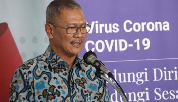 Positif COVID-19 di Indonesia Kini 6.248, Bertambah 325 Kasus Baru