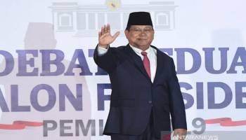 Prabowo Dorong Penindakan Tegas Perusahaan Perusak Lingkungan