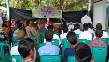 Presentasikan Penggunaan Dana Desa ke Ketua DPD RI, Kades Bukit Layang Berharap Dana Desa Bisa Bertambah