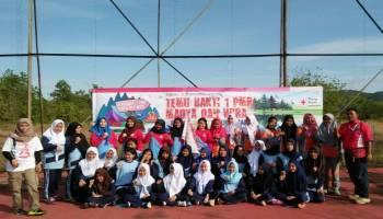 Program Kerja PMI Bangka Selatan Berakhir Sukses