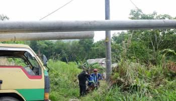 Program Sepantas PLN Sukses Obati Penyulang Sakit di Desa Teru