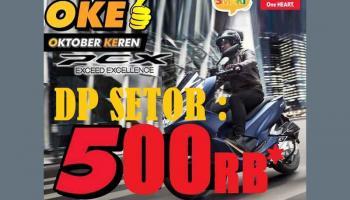 Promo Super Hemat Daya Motor Sungailiat, Hanya Rp 500 Ribu Bisa Bawa Pulang Sepeda Motor
