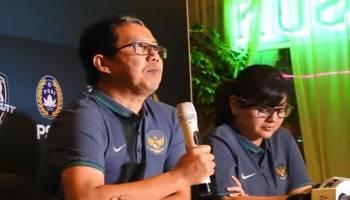PSSI Beri Penjelasan Atas Status Tersangka Joko Driyono