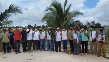 PT Inhutani V Unit Bangka Bersama HKTI Gencar Sosialisasikan Pengelolaan Hutan Produksi