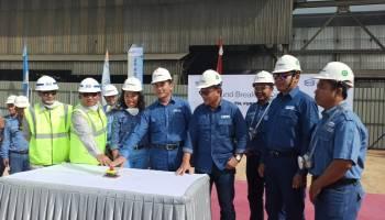 PT. Timah Bangun Smelter Teknologi Terbaru Untuk Mengolah Timah Kadar Rendah