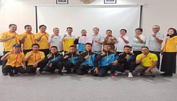 PT Timah Bantu Atlet Gulat Bangka Barat untuk Ikut Kejuaraan Internasional